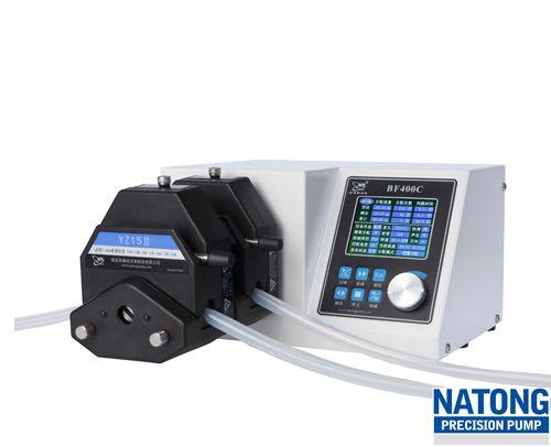 BF400C可叠加式智能分配型蠕动泵图片