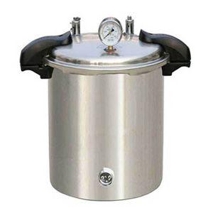 YXQ-SG46-280SA煤电两用手提式灭菌器(移位式快开盖型)图片