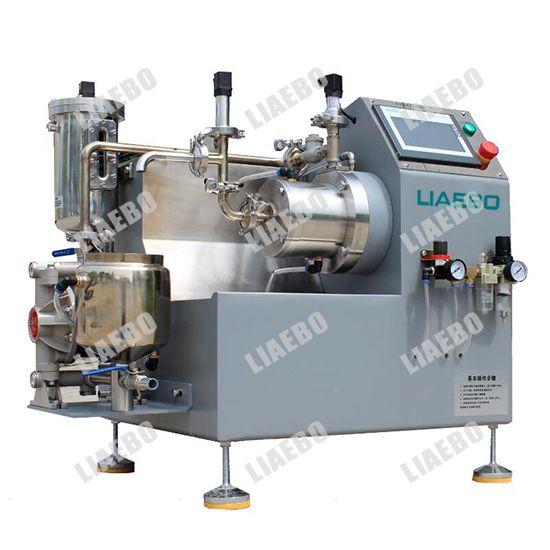 LSN0.5实验室纳米砂磨机图片