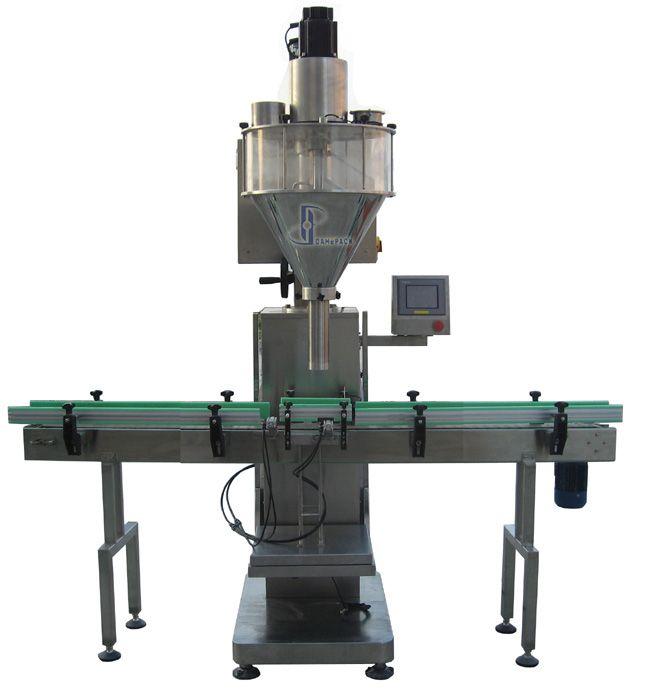 DH-Q1-DT型自动罐装机(称重式+容器升降)图片