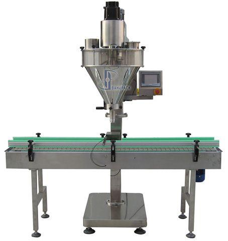 DH-Q1型自动罐装机(简易型)图片
