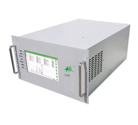 3100-03苯系物固定污染源在线气相色谱仪图片