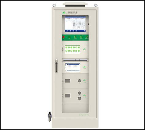 固定污染源挥发性有机物(非甲烷总烃,苯系物,有机硫)VOCs在线监测系统图片