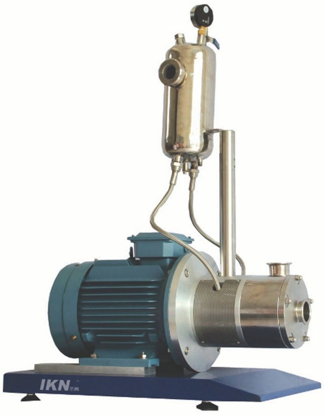 EDL1000系列管线式乳化机图片