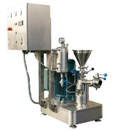 PLD2000系列间歇式粉液分散混合机图片