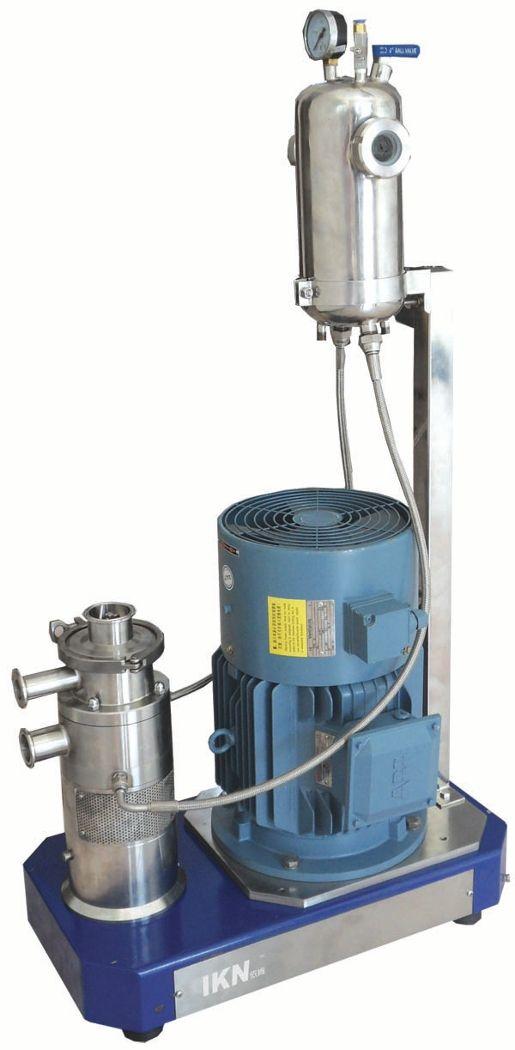 PLC2000系列在线粉液混合机图片