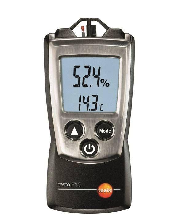 testo 610迷你型温湿度仪图片