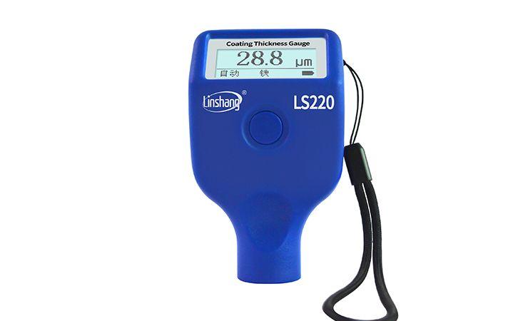 LS220漆膜仪图片