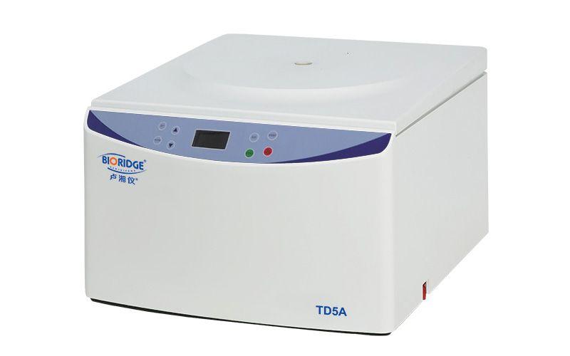 TD5A多管架自动平衡离心机图片