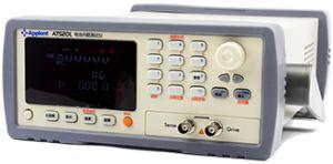 AT520交流低电阻测试仪(电池内阻计)图片