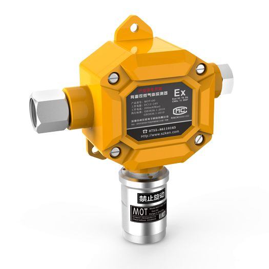 MOT100-CH2O甲醛检测器图片