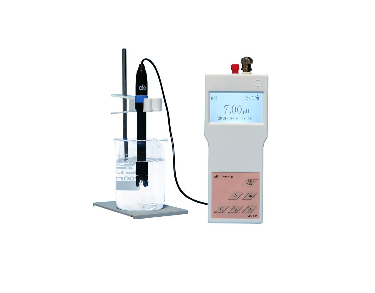 PHB-4型pH计(便携式)图片