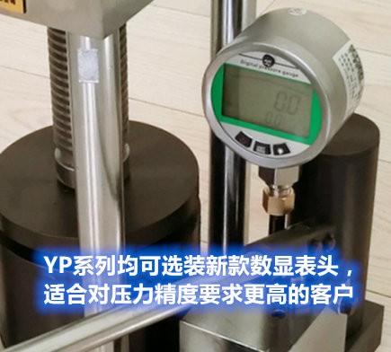 YP-60T压片机图片